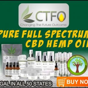 CTFO | Not All CBD Products Are Created The Same!