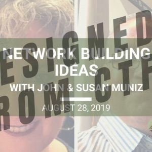 Enthusiastic Husband & Wife Team Share Network Building Ideas - Wed. Webinar Replay August 28, 2019